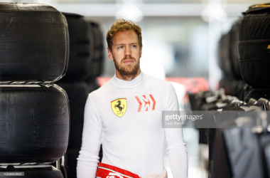 Vettel insists Ferrari's expectations are 'not a burden' following a turbulent start to the season