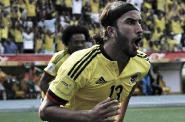 Rendimiento de los 'verdolagas' con la selección Colombia