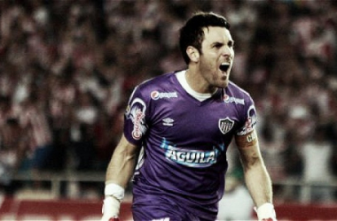 Sebastián Viera renovó con Atlético Junior