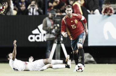 Sergio Ramos / Foto: SEFútbol
