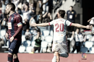 La renovación de Sergi Gómez, a punto. Foto: La Liga