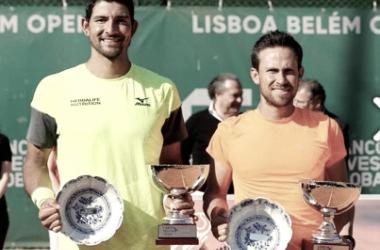 Tercer campeonato del año. Foto vía: Lisboa Belem Open.