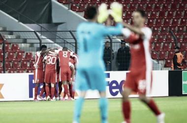 Sporting humilhado pelo Skenderbeu e Liga Europa quase no Beleléu