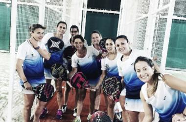La selección femenina, más unidas que nunca | Fuente: Instagram Gustavo Balquinta