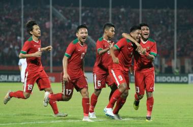 Tekuk Vietnam, Timnas U-19 Lolos ke Semi Final