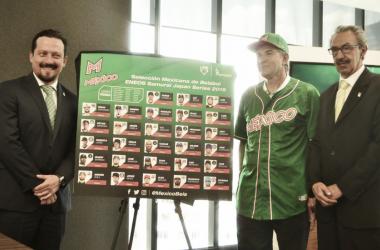 Foto: Seleccion Mexicana Beisbol