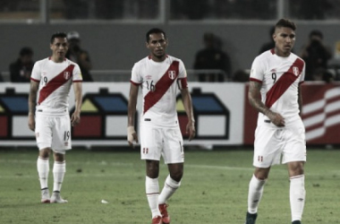 La Selección Peruana sumó 3 derrotas de los 4 primeros partidos jugados por Eliminatorias (Foto: libero.pe)