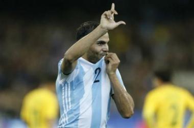 Un gol de Mercado permite a Sampaoli debutar con victoria como seleccionador argentino