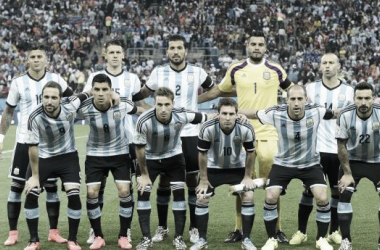 Argentina disputará los partidos de 2015 sin Lionel Messi. (FOTO: ca2015.com)