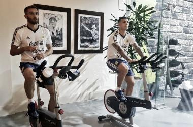 Foto: Prensa Selección Argentina.