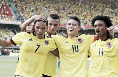 Falcao y Cuadrado lideran la lista de convocados de la Selección Colombia