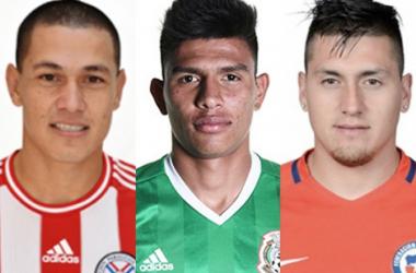 Darío Verón, Jesús Gallardo y Nicolás Castillo, convocados de Pumas a Selección (Foto: Andrés Ocampo)