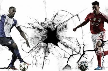 Benfica e Porto perdem pontos sem os principais craques Gaitán e Jackson