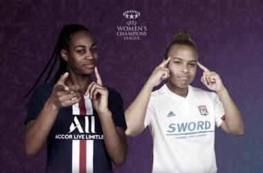 PSG e Lyon fazem duelo francês na semifinal da Women's Champions League