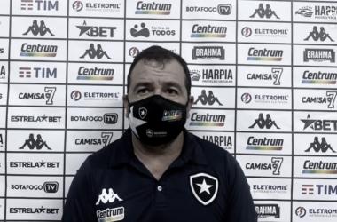 Foto: Reprodução / Botafogo TV