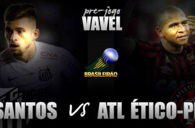 Com time misto, Santos encerra temporada contra Atlético-PR na Vila Belmiro