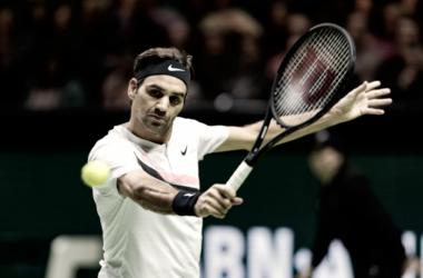 Faltam dois! Federer bate Bemelmans e se aproxima de voltar a liderança do ranking