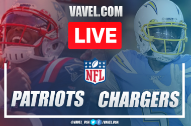 Highlights & Touchdowns: New England Patriots 45 - 0 Los Ángels Chargers on NFL Semana 13
