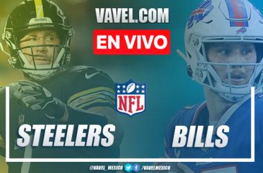 Resumen y Touchdowns: Pittsburgh Steelers 15 - 26 Buffalo Bills en NFL 2020 Semana 14
