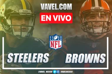 Resumen y Touchdowns: Pittsburgh Steelers 22 - 24 Cleveland Browns en NFL 2020 Semana 17