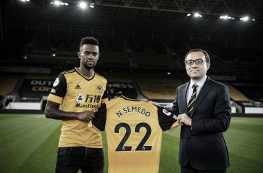 Wolverhampton anuncia contratação do português Nelson Semedo, ex-Barcelona