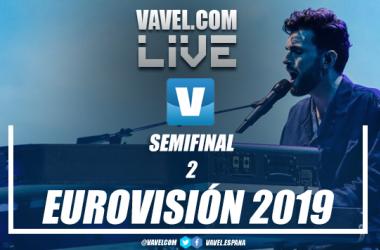 Resultados de la Segunda semifinal de Eurovisión 2019