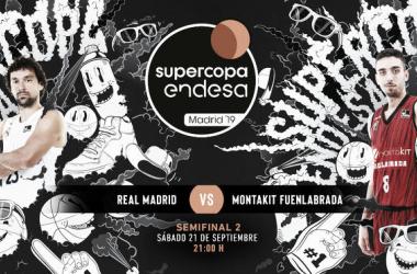 Real Madrid-Montakit Fuenlabrada / ACB.COM