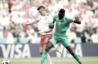 Niang lleva a Senegal al Triunfo