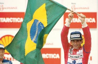 Le 10 gare più belle di Ayrton Senna