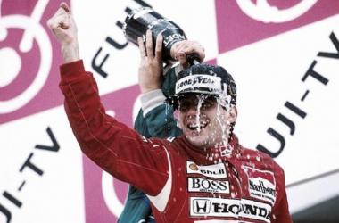 Previa histórica Gran Premio de Japón: 1988, Senna comienza su leyenda