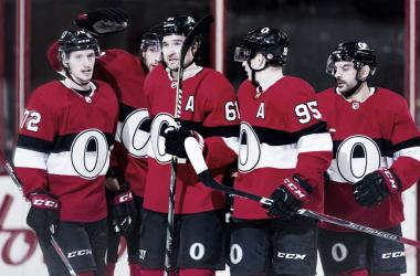 Los Senators se manifiestan sobre polémico video filtrado | Foto:NHL.com