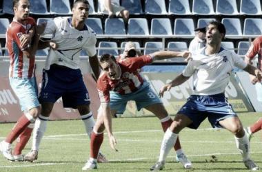 CD Tenerife - CD Lugo: puntuaciones del Lugo, jornada 6