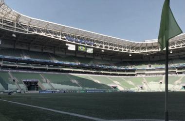 Allianz Parque, sede de Palmeiras x Independiente del Valle (Allianz Parque / Divulgação)