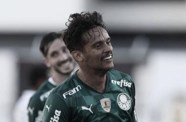 Ponte Preta 0 a 3 Palmeiras (SE Palmeiras / Divulgação)