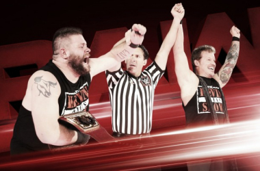 What will the best friends have to say tonight? Photo- WWE.com
