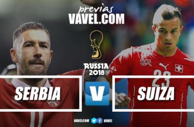 Russia 2018 - La Serbia in cerca della seconda vittoria