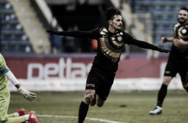 Serdar Gürler con el Osmanlispor | Foto: SD Huesca