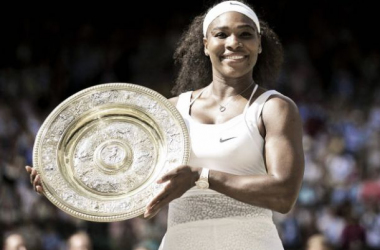 Serena: A resillent, elegant champion