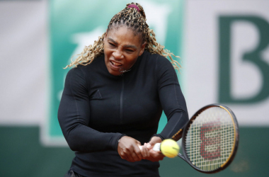 French Open: Serena Williams finishes strong against Kristie Ahn