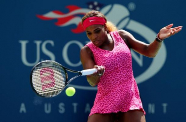 Imagen: Serena Williams. (Bleacher Report).
