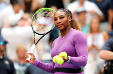 Serena Williams will be delighted with her performance today | Photo: Getty Images North America