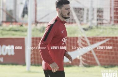 Sergio Álvarez y Moi Gómez, a las órdenes de Abelardo
