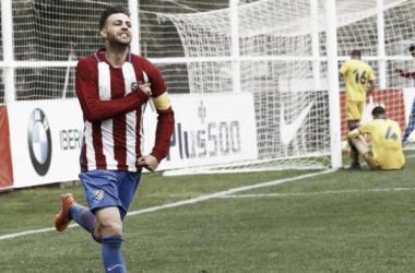 Sergi González será el jugador número 18º en debutar con Simeone