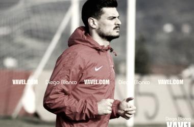'El capitán vuelve a casa' Imagen: Diego Blanco -VAVEL