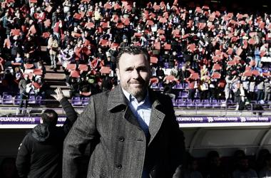 Sergio González | Real Valladolid