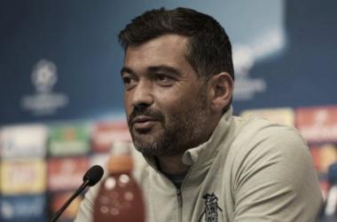 El estratega portista habla de su rival de turno / www.fcporto.pt