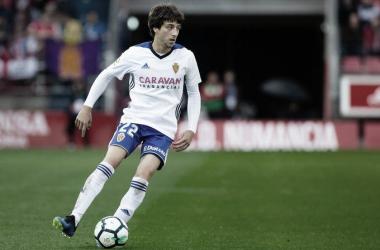 Julián Delmás, nuevo jugador del FC Cartagena