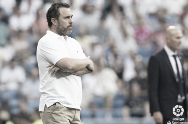 """Sergio González: """"Este año hemos empezado con buen pie, pero que esto no nos haga relajarnos"""""""