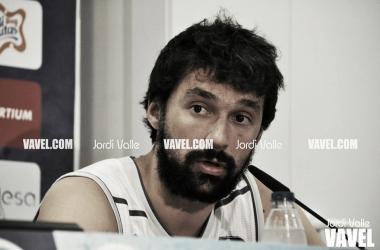 Sergio Llull ha vuelto y va a por todas (Foto: Jordi Valle - VAVEL)