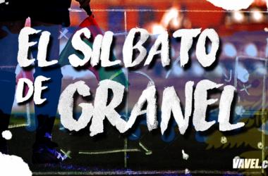 El silbato de Granel 2017/2018: Real Zaragoza-Valladolid,jornada 41